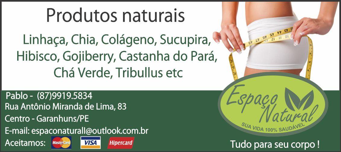 ESPAÇO NATURAL